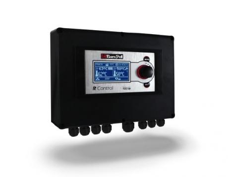 Valdymo pultas su LCD ekranu R.Control ecoMAX (X serijos degikliams)