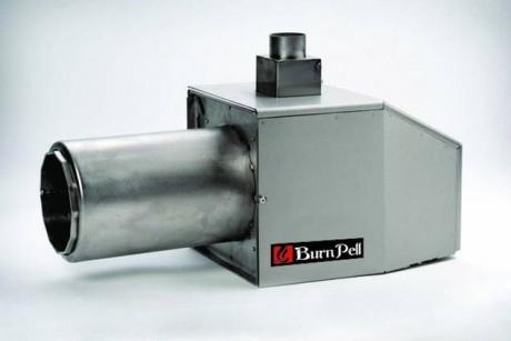 Granulių degiklis BurnPell X 44 (44 kW)