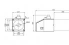 Rotacinis granulių degiklis BurnPell EVO 120 (120 kW)