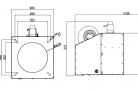 Granulių degiklis BurnPell X 500 (500 kW)