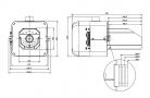 Granulių degiklis BurnPell M Mini (26 kW)