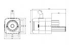 Granulių degiklis BurnPell M 500 (500 kW)