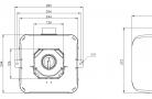 Granulių degiklis BurnPell M Micro (16 kW)