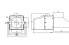 Granulių degiklis BurnPell X Mini 35 (35 kW)